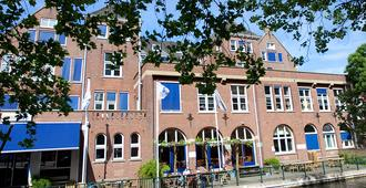 Stayokay Hostel Den Haag - The Hague - Building