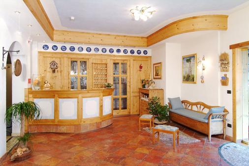 Rancolin - Moena - Hallway