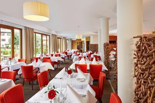 Das Alpenhaus Kaprun - Kaprun - Restaurant
