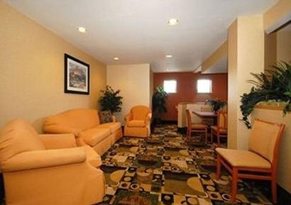Sleep Inn Phoenix Sky Harbor Arpt - Phoenix - Living room