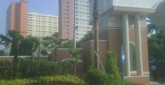 The London Living Kebagusan City - South Jakarta - Building