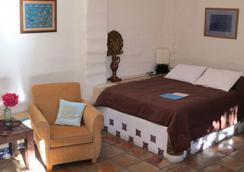 El Angel Azul Hacienda - La Paz - Bedroom