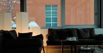 Hotel Mueller - Pontresina - Building