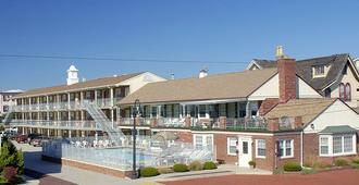 Stockton Inns - Cape May - Building