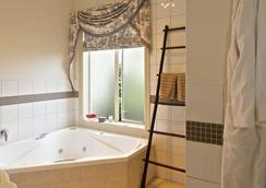 Ruapehu Country Lodge - Ohakune - Bathroom
