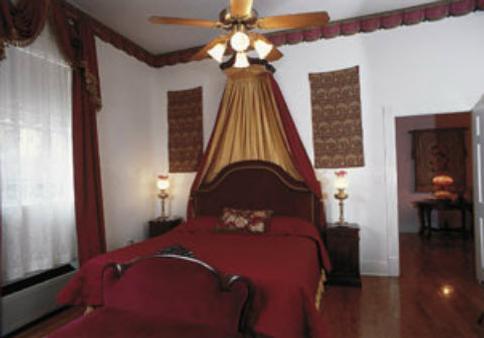 Hubbard Mansion B&B - New Orleans - Bedroom