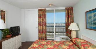 Aquarius Motor Inn - Wildwood - Bedroom
