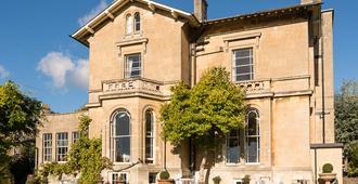 Apsley House Hotel - Bath - Building