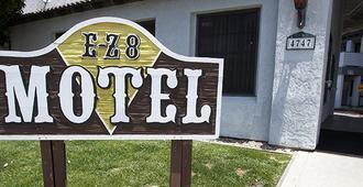 E-Z 8 Motel Old Town - San Diego - Building