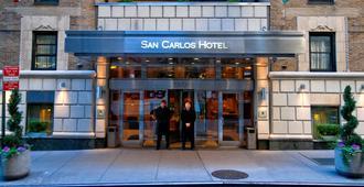 San Carlos Hotel - New York - Building