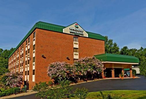 Country Inn & Suites by Radisson, Williamsburg E - Williamsburg - Building