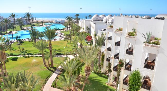 Palais des Roses Hotel & Spa - Agadir - Building