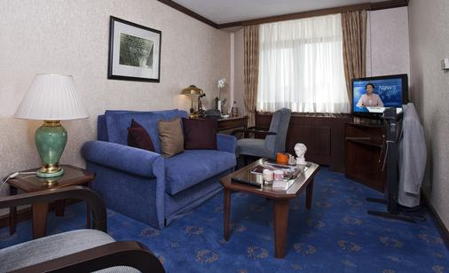 Hotel Best - Ankara - Living room