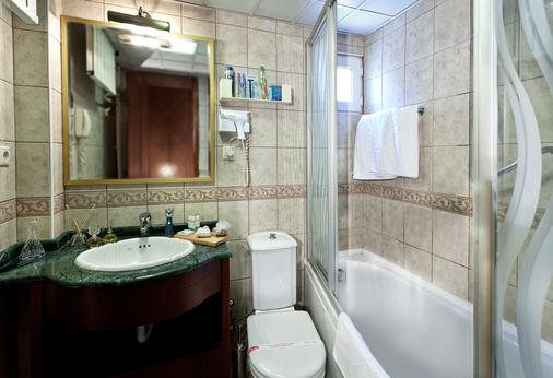 Hotel Best - Ankara - Bathroom