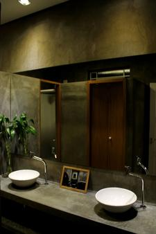 Hostel Grape Wine - São Paulo - Bathroom