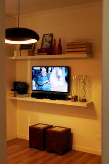Hostel Grape Wine - São Paulo - Living room