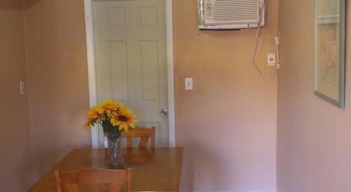 Ramona Motel - Miami - Dining room
