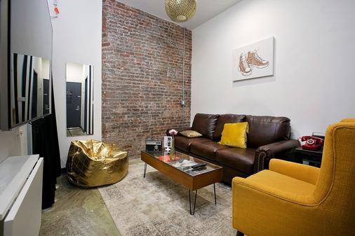 Riff Downtown - New York - Living room