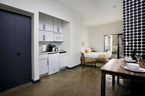 Riff Downtown - New York - Kitchen