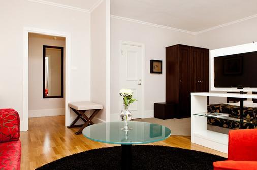 Elite Palace Hotel - Stockholm - Living room
