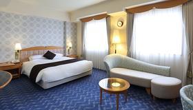 Nishitetsu Grand Hotel - Fukuoka - Bedroom