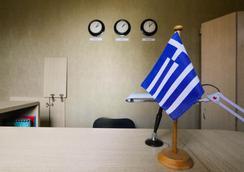 Greek House Hotel - Krasnodar - Living room