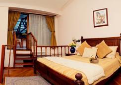 Hotel Patio Andaluz - Quito - Bedroom