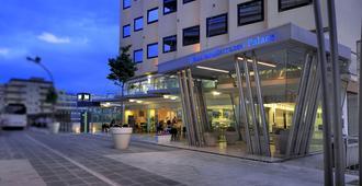 Mediterraneo Palace Hotel - Ragusa - Building