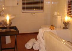 Point Lodge - Knysna - Bathroom