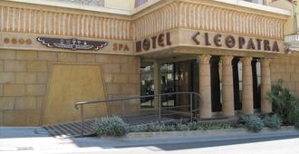 Cleopatra Spa Hotel - Lloret de Mar - Building