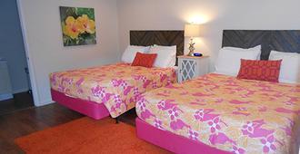 Kona Kai Motel - Sanibel - Bedroom