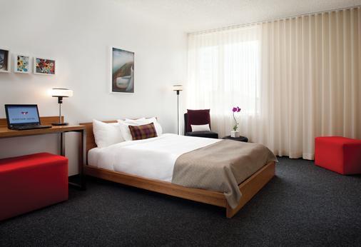 Custom Hotel Los Angeles Airport - Los Angeles - Bedroom