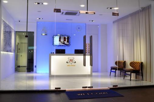 Melange Boutique Hotel - Kuala Lumpur - Lobby