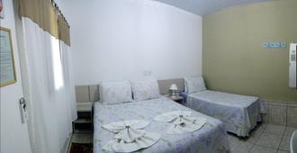 Pousada Jubaia - Bonito - Bedroom