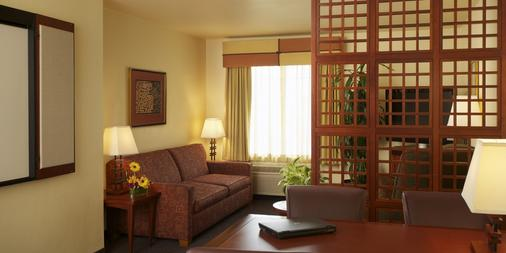Larkspur Landing South San Francisco-An All-Suite Hotel - South San Francisco - Living room
