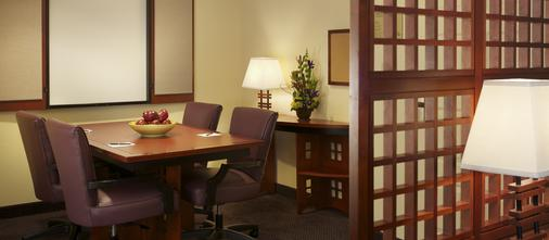 Larkspur Landing South San Francisco-An All-Suite Hotel - South San Francisco - Dining room
