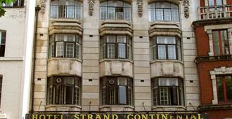 Hotel Strand Continental - Hostel - London - Building