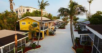 Beachview Cottages - Sanibel - Building