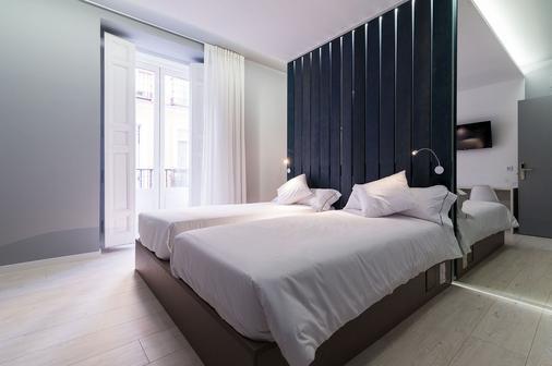 B&B Hotel Madrid Centro Fuencarral 52 - Madrid - Bedroom