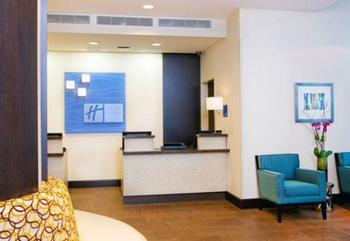 Holiday Inn Express Manhattan Times Square South - New York - Front desk