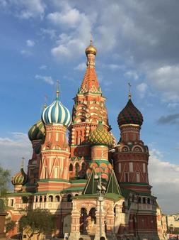 Hotel Mandarin Moscow - Moscow - Attractions