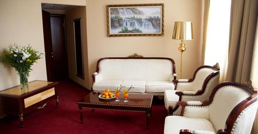 Hotel Mandarin Moscow - Moscow - Living room