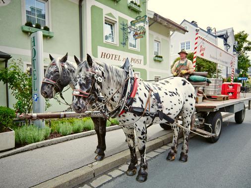 Das Grüne Hotel Zur Post - 100 % Bio - Salzburg