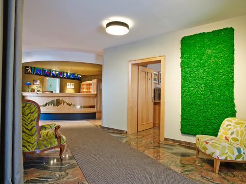 Das Grüne Hotel Zur Post - 100 % Bio - Salzburg - Lobby