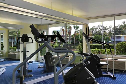 Seralago Hotel & Suites Main Gate East - Kissimmee - Gym