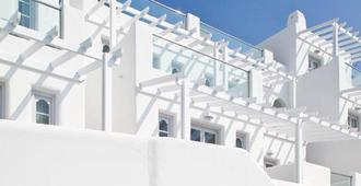Belvedere Suites - Firostefani - Building