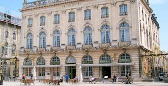 Grand Hotel de la Reine - Nancy - Building