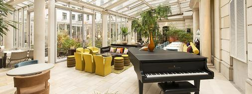 Dormero Hotel Berlin Ku'damm - Berlin - Lounge