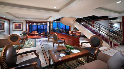 The Sultan Hotel & Residence Jakarta - Jakarta - Front desk