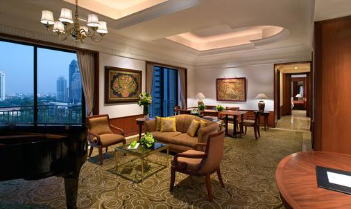 The Sultan Hotel & Residence Jakarta - Jakarta - Living room